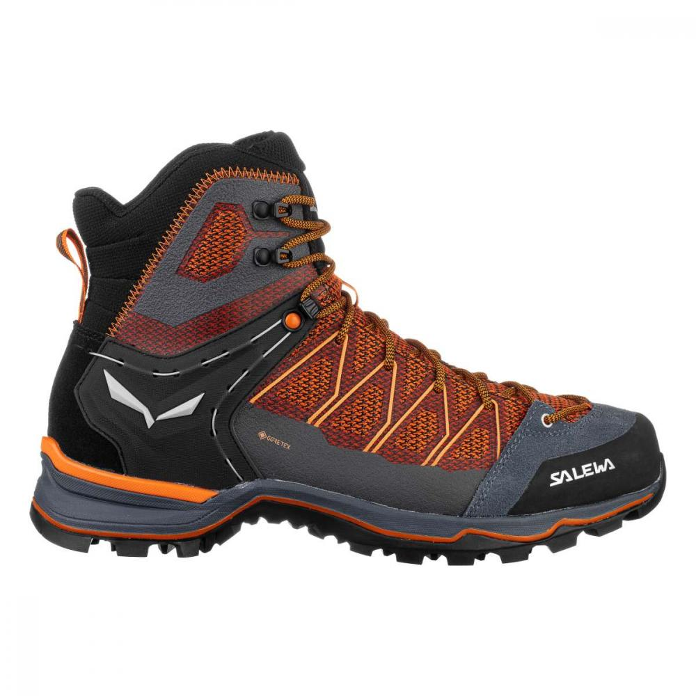 SALEWA MS MTN TRAINER LITE MID GTX 0927 BLACK OUT/CARROT
