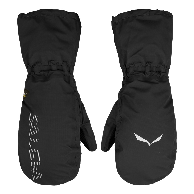 SALEWA ORTLES PTX 3L OVERMITTEN 0910 BLACK OUT