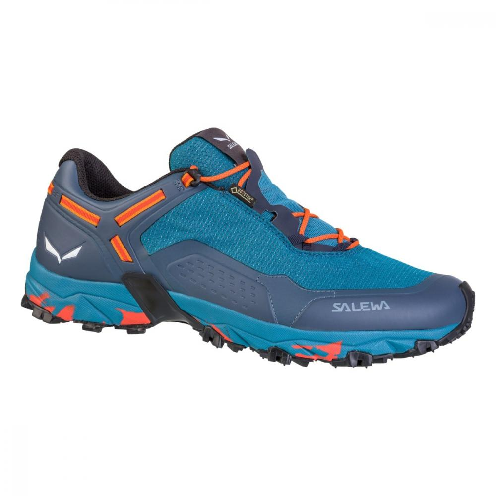SALEWA MS SPEED BEAT GTX 3984 PREMIUM NAVY/SPICY ORANGE
