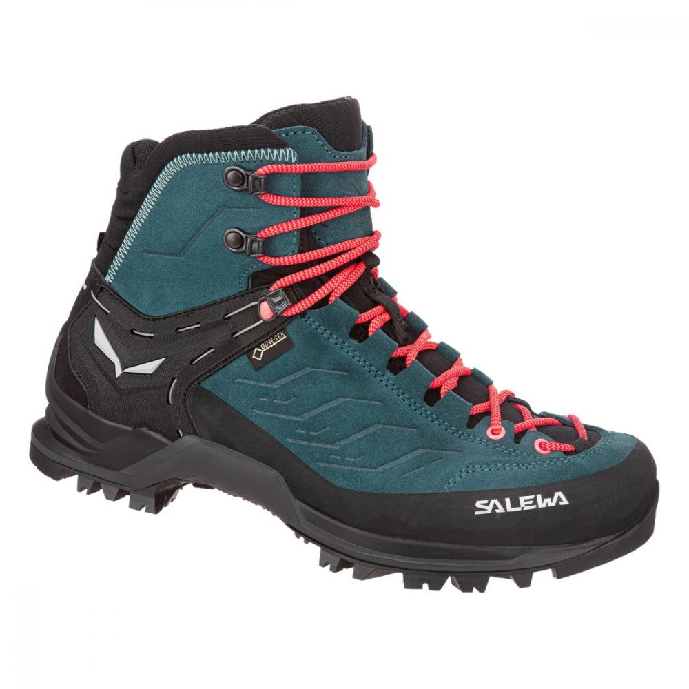 SALEWA WS MTN TRAINER MID GTX 8550 ATLANTIC DEEP/OMBRE BLUE