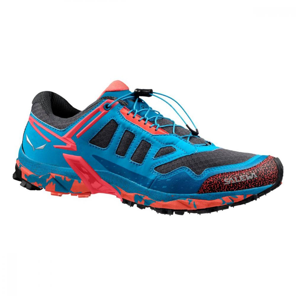 SALEWA WS ULTRA TRAIN 676 MAGNET/HOT CORAL