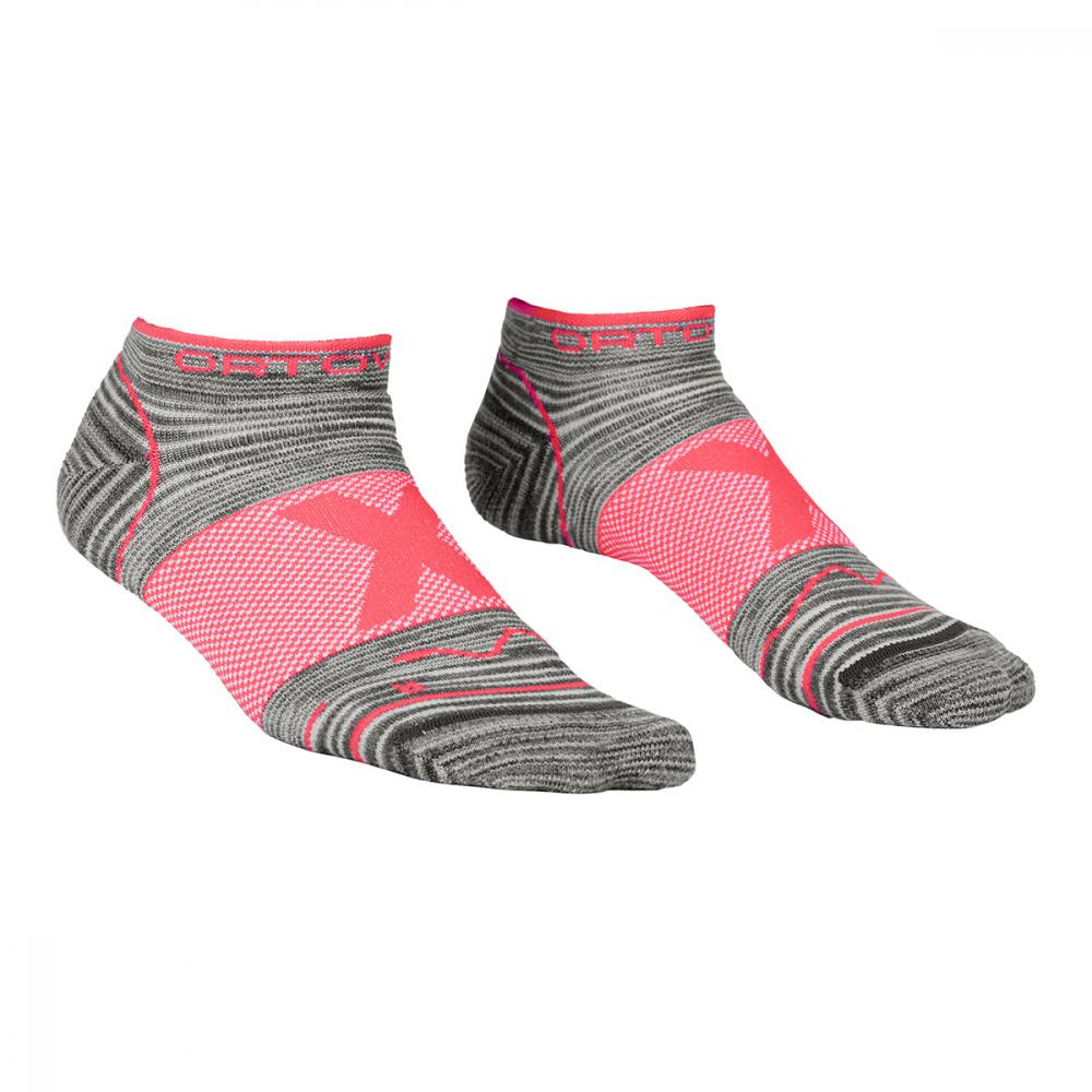 ORTOVOX ALPINIST LOW SOCKS W GREY BLEND