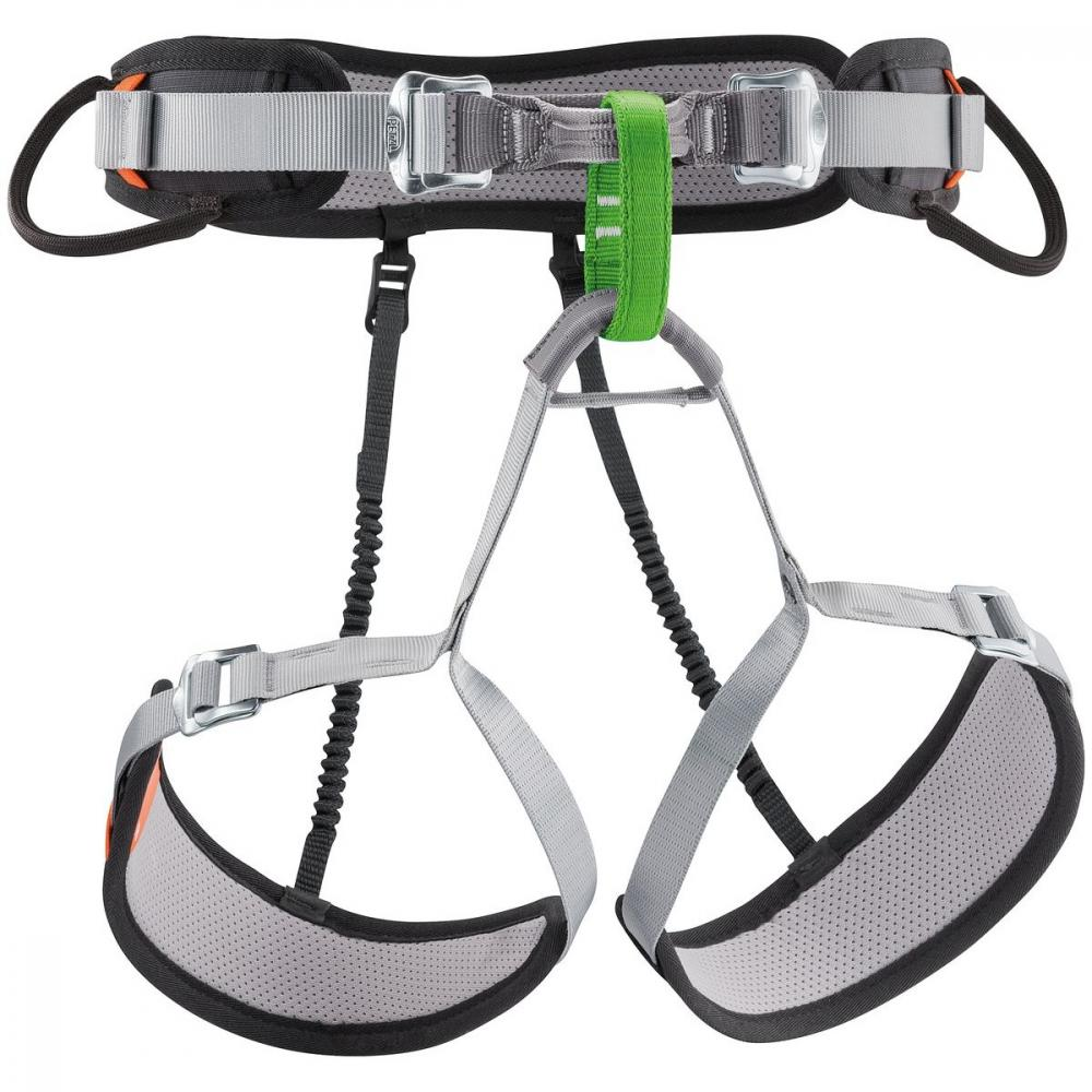 PETZL ASPIR BLACK-GREY