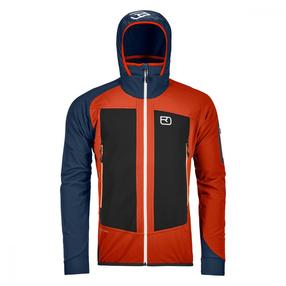 ORTOVOX COL BECCHEI JACKET M DESERT ORANGE