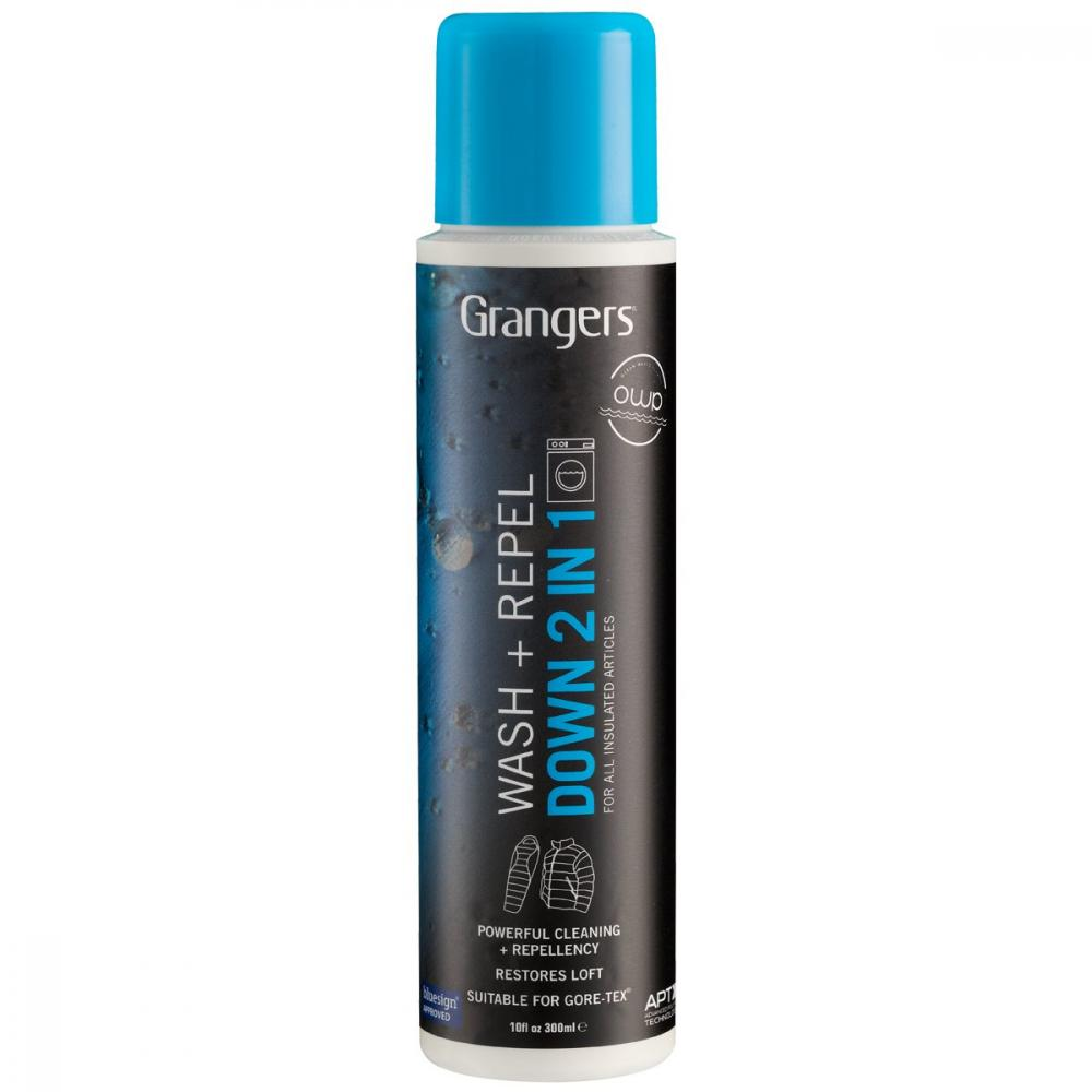 GRANGERS 2 IN 1 DOWN WASH+REPEL 300ML