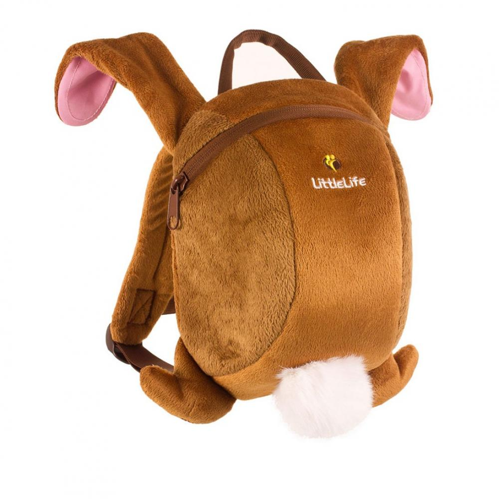 LITTLELIFE ANIMAL TODDLER BACKPACK RABBIT