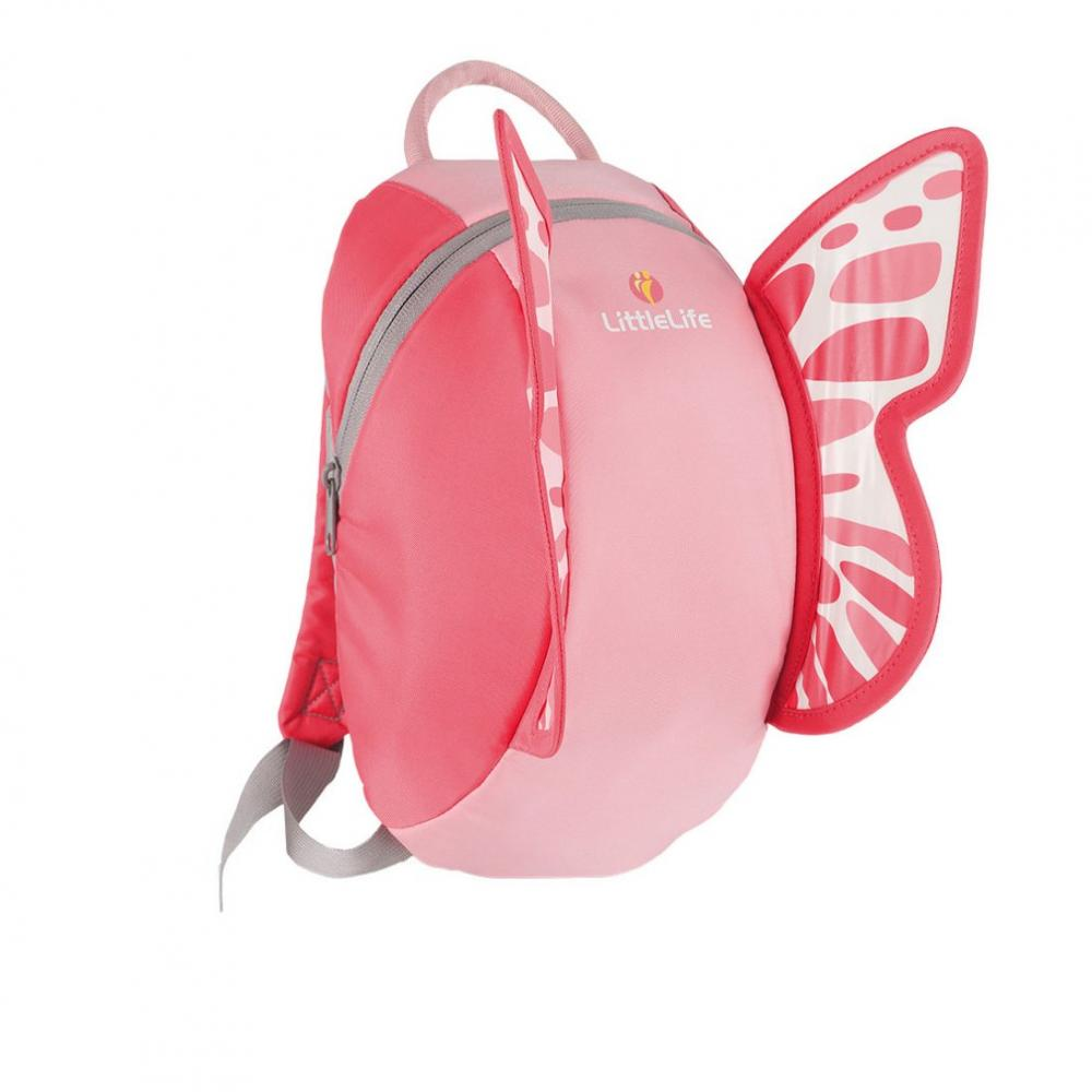 LITTLELIFE ANIMAL KIDS BACKPACK BUTTERFLY