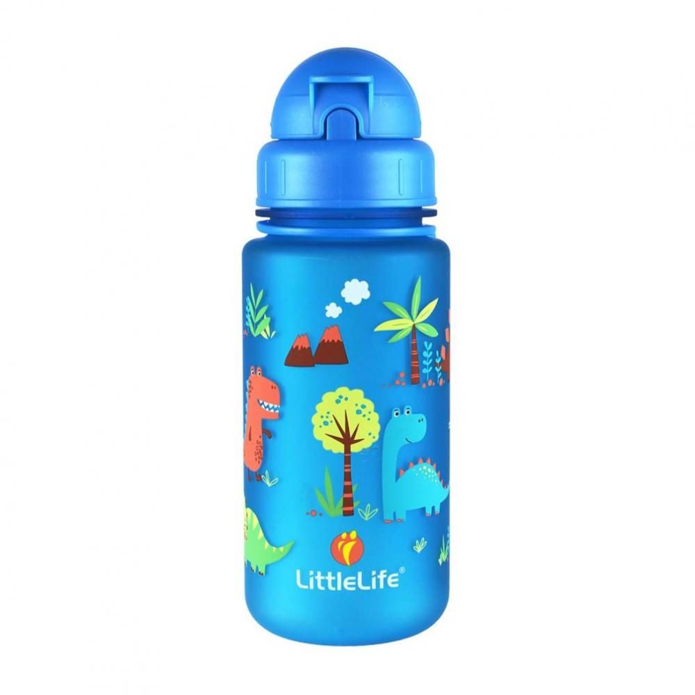 LITTLELIFE WATER BOTTLE DINOSAUR