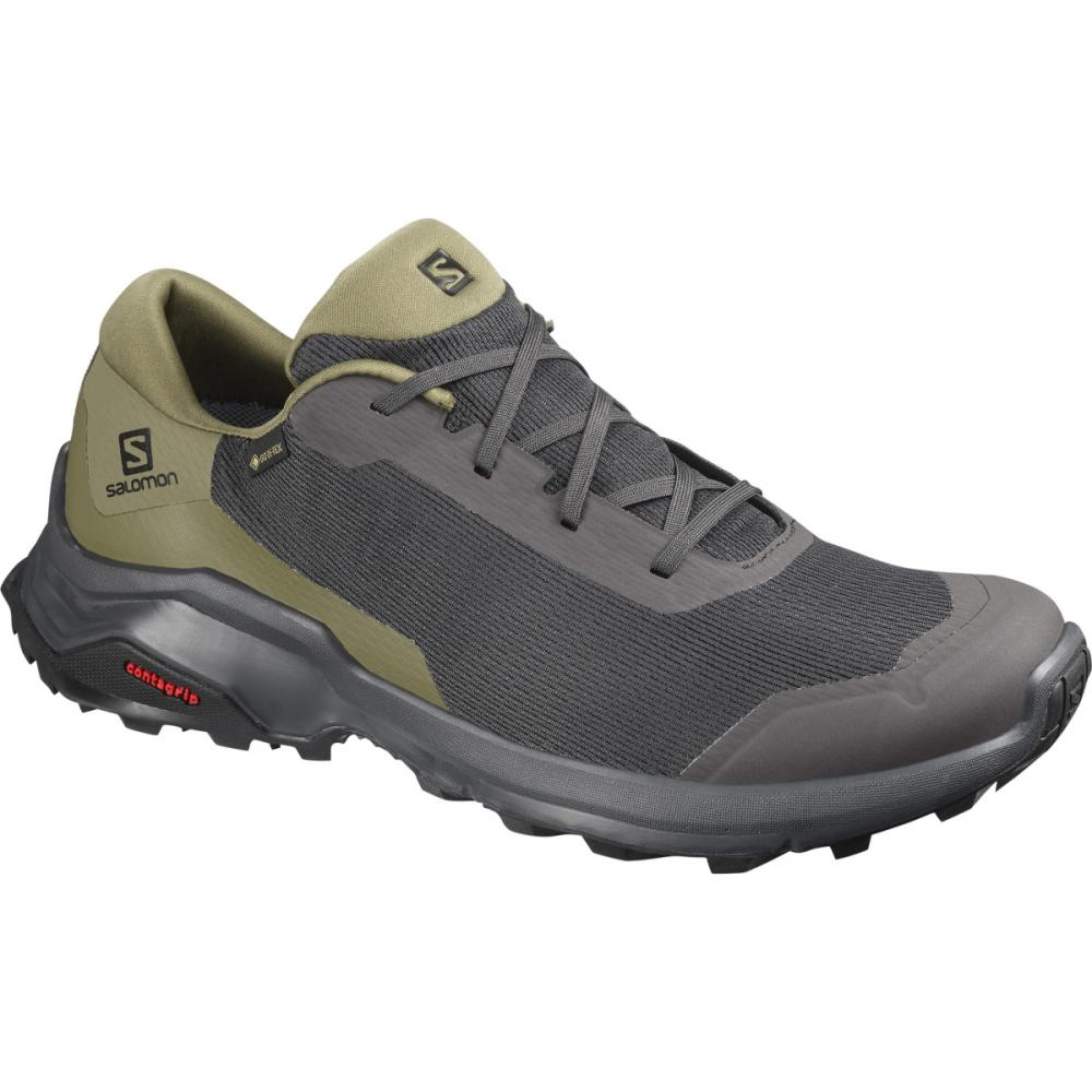 SALOMON X REVEAL GTX PHANTOM/BURNT OLIVE/BLACK