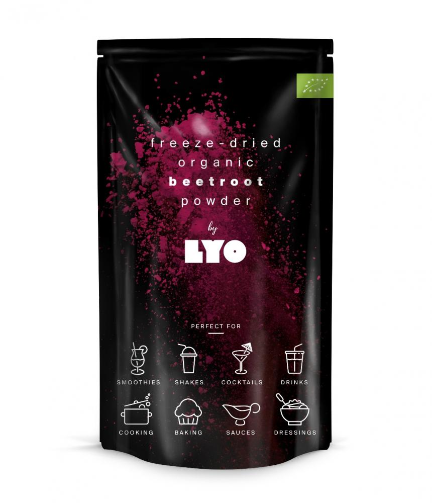 LYOFOOD BEETROOT POWDER