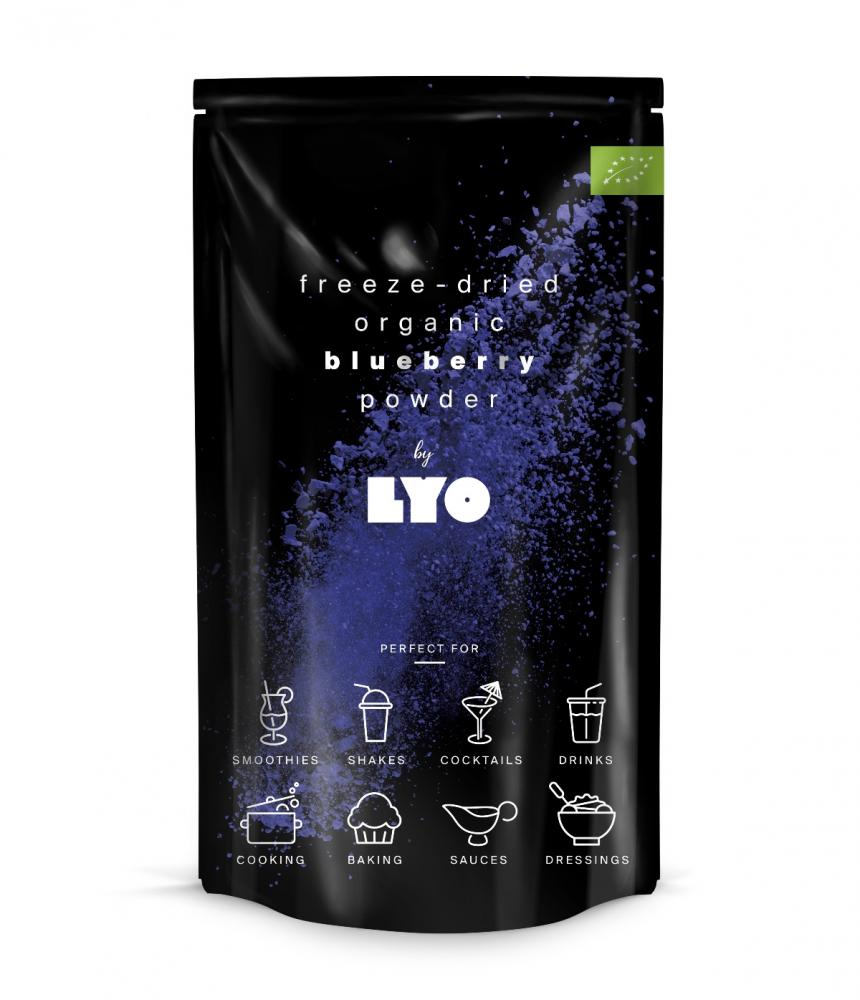 LYOFOOD BLUEBERRY POWDER