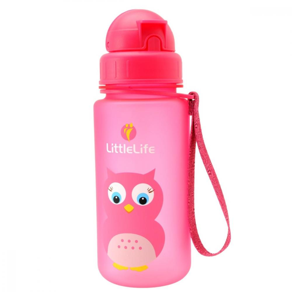 LITTLELIFE ANIMAL BOTTLE  OWL