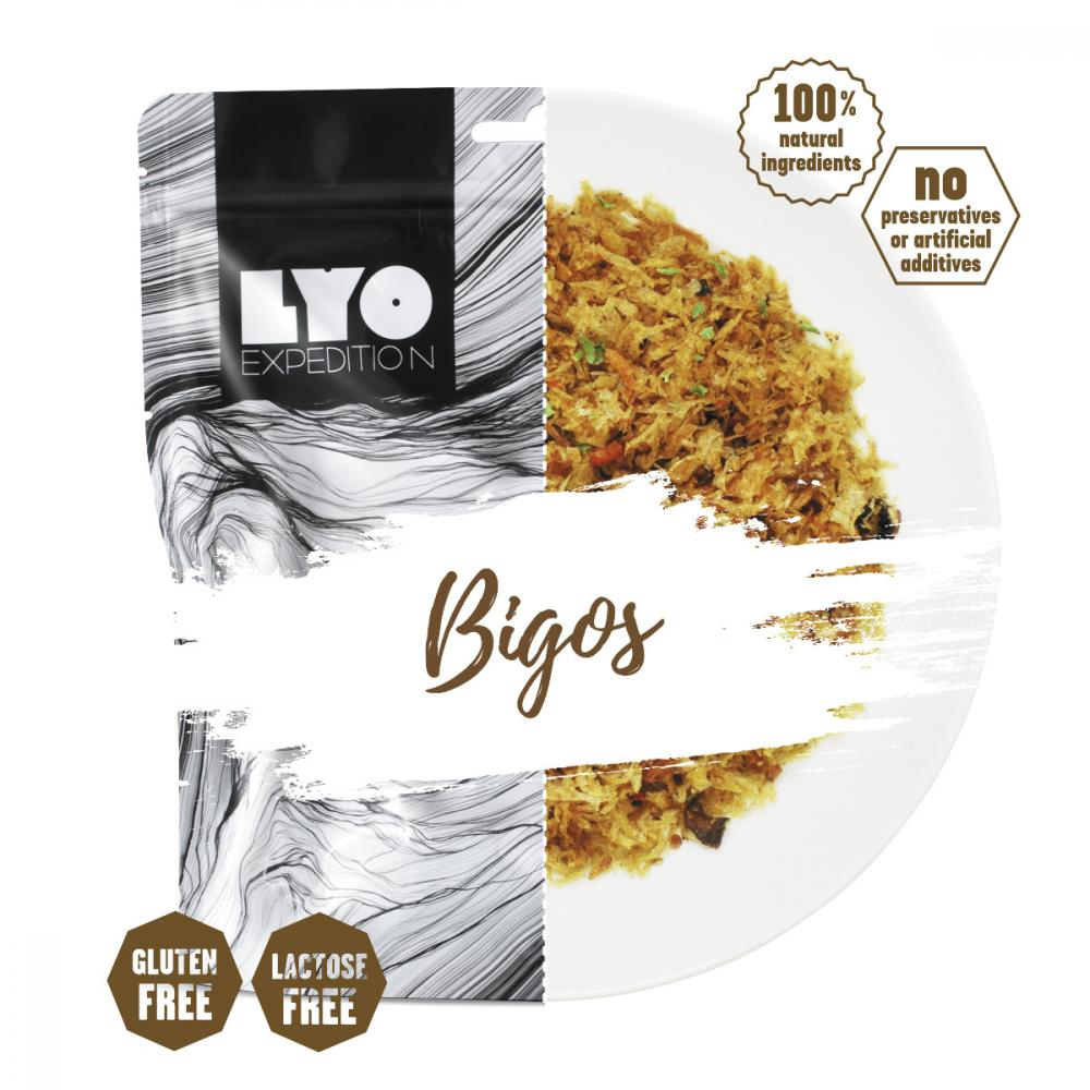 LYOFOOD BIGOS BIG PACK
