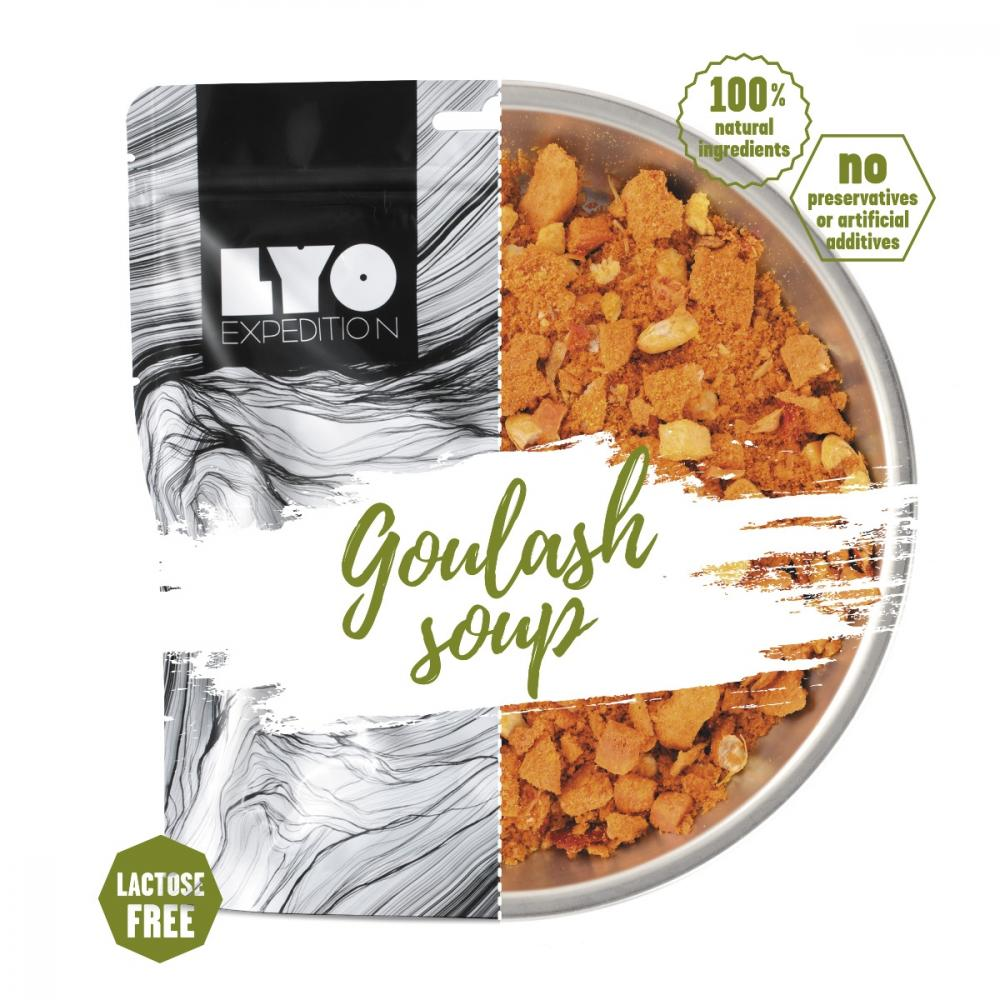 LYOFOOD GOULASH SOUP SMALL PACK
