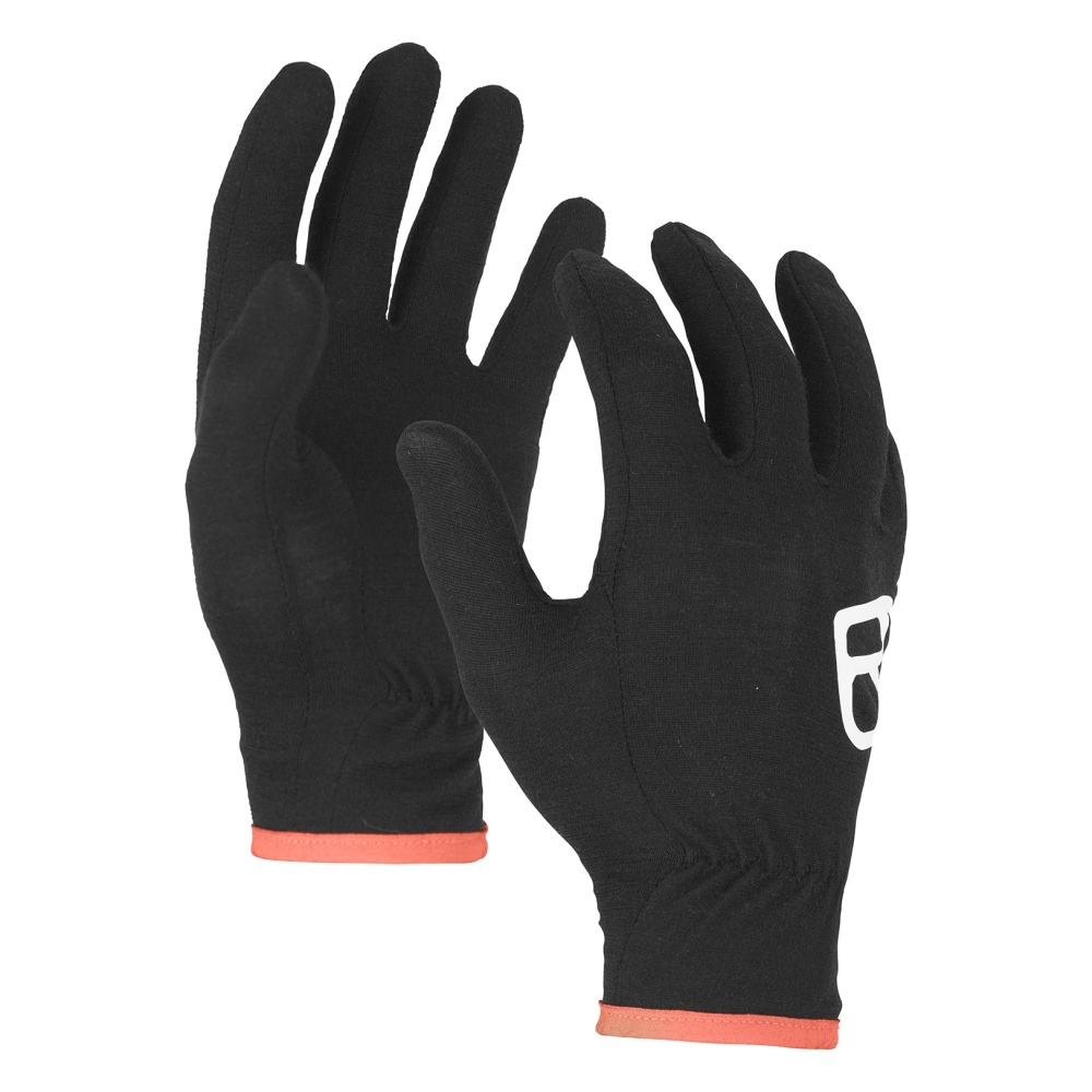 ORTOVOX 145 ULTRA GLOVE M BLACK RAVEN
