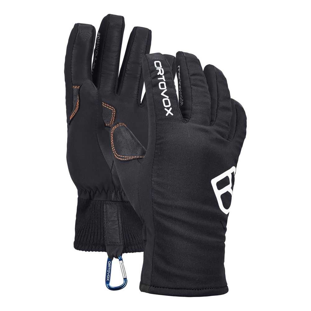 ORTOVOX TOUR GLOVE M BLACK RAVEN