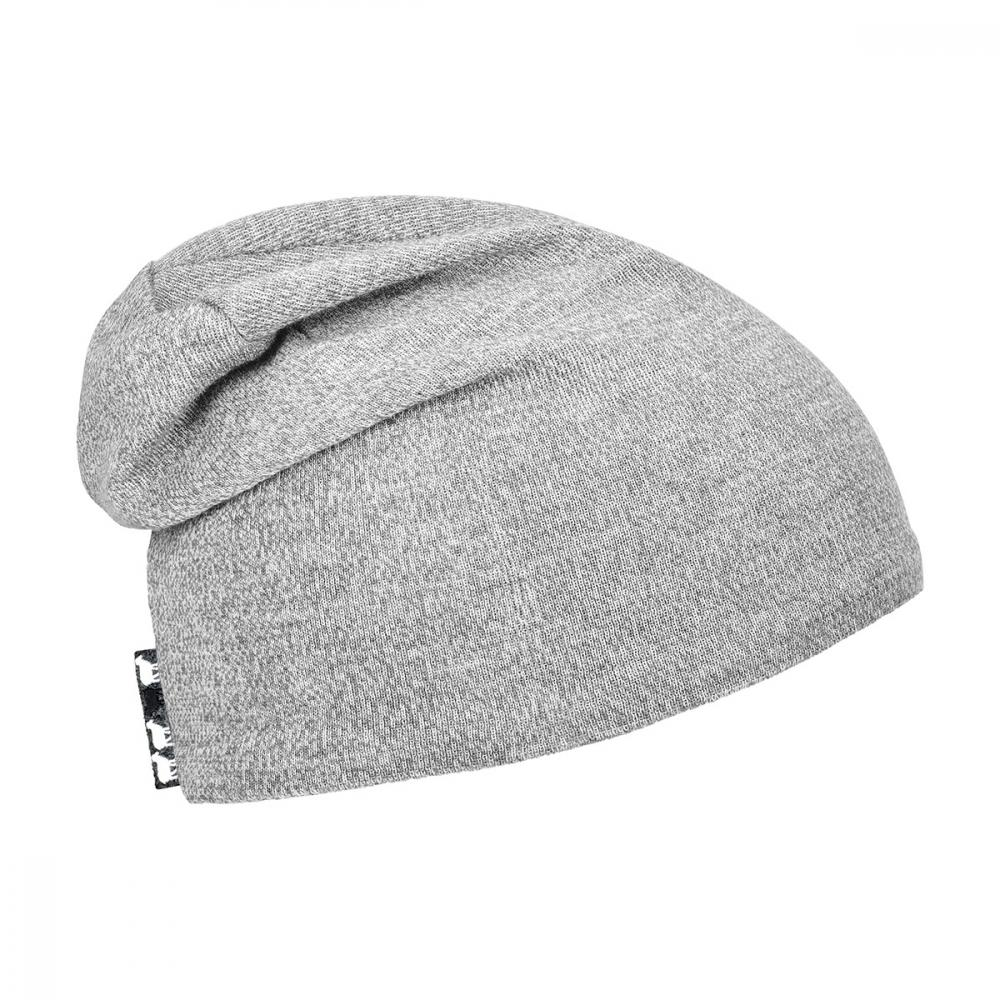 ORTOVOX WONDERWOOL BEANIE GREY BLEND