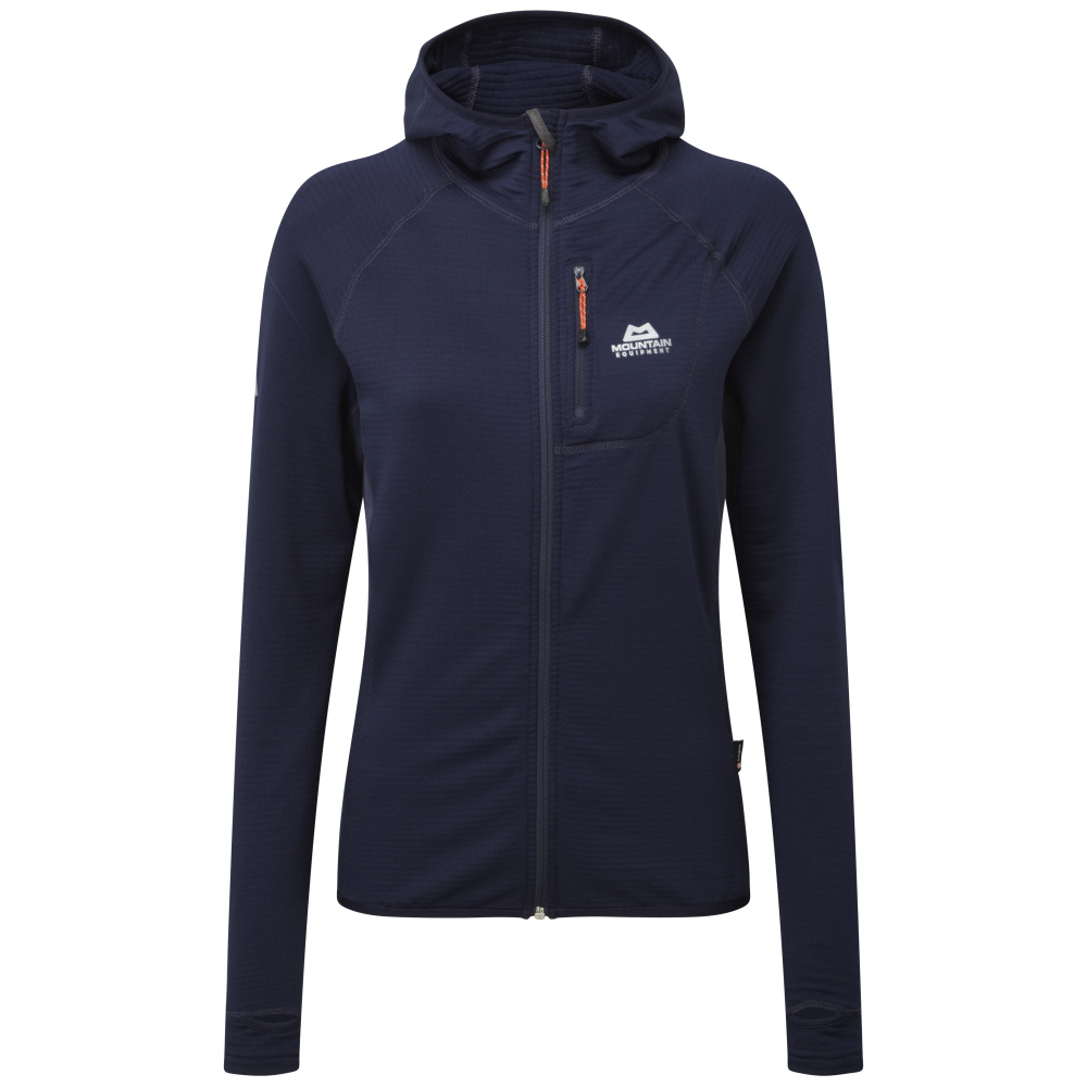 MOUNTAIN EQUIPMENT ECLIPSE HOODED WMNS JACKET ME-01286 COSMOS