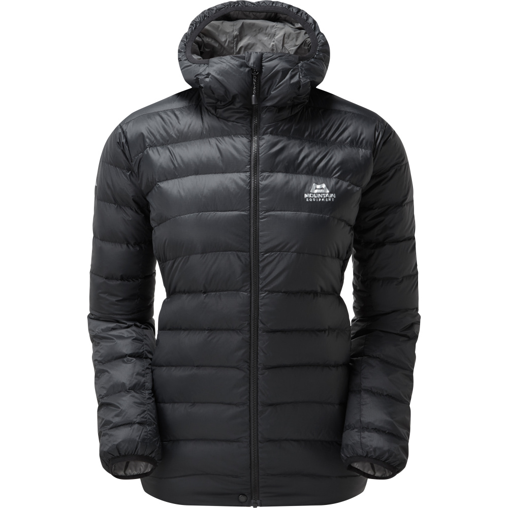 MOUNTAIN EQUIPMENT FROSTLINE HOODED WMNS JACKET ME-01004 BLACK