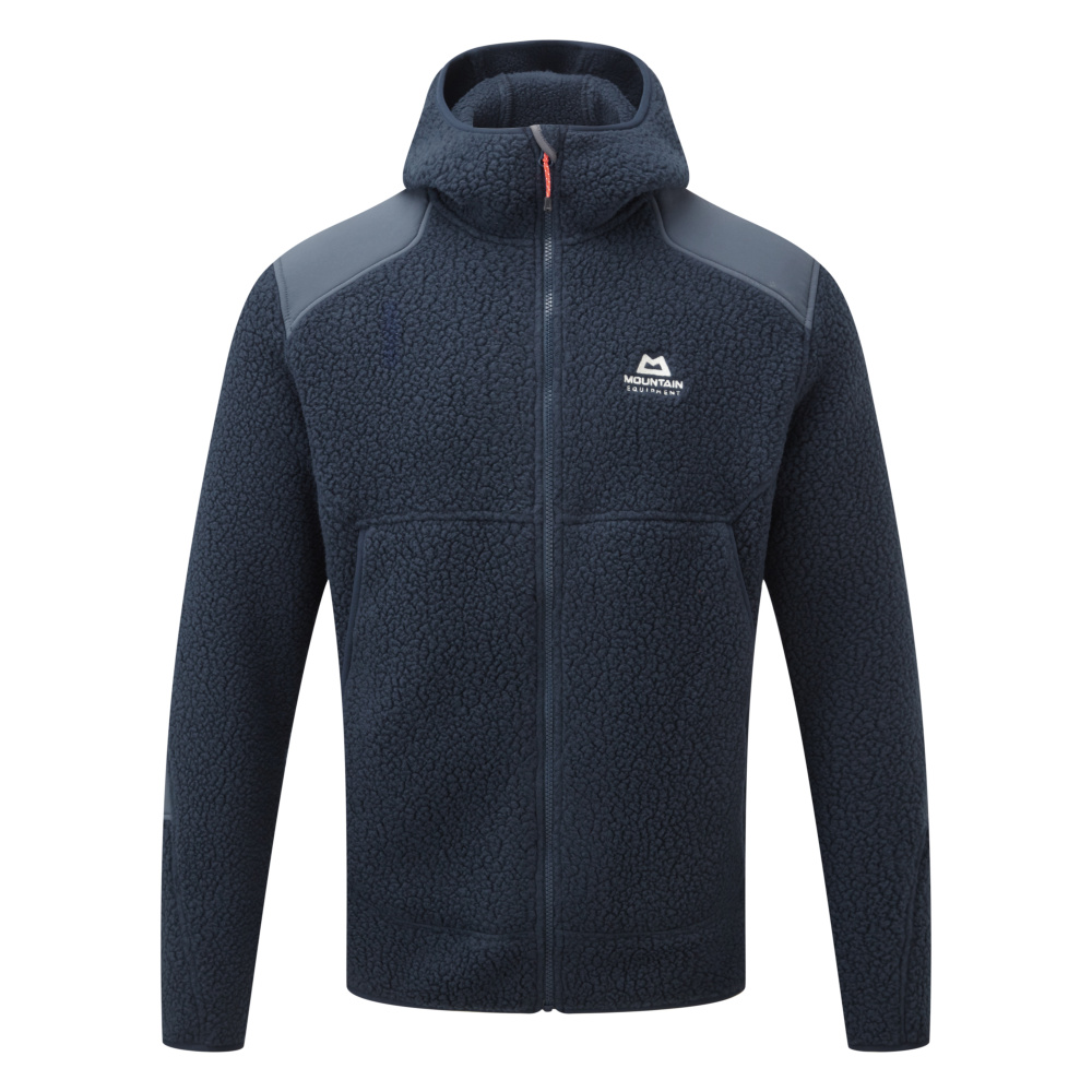 MOUNTAIN EQUIPMENT MORENO HOODED JACKET ME-01425 COSMOS/BLUE NIGHTS