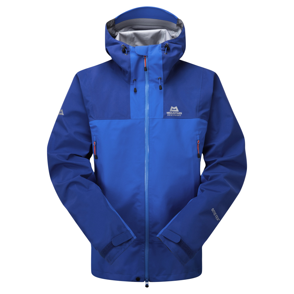 MOUNTAIN EQUIPMENT RUPAL JACKET ME-01134 LT OCEAN/DK OCEAN