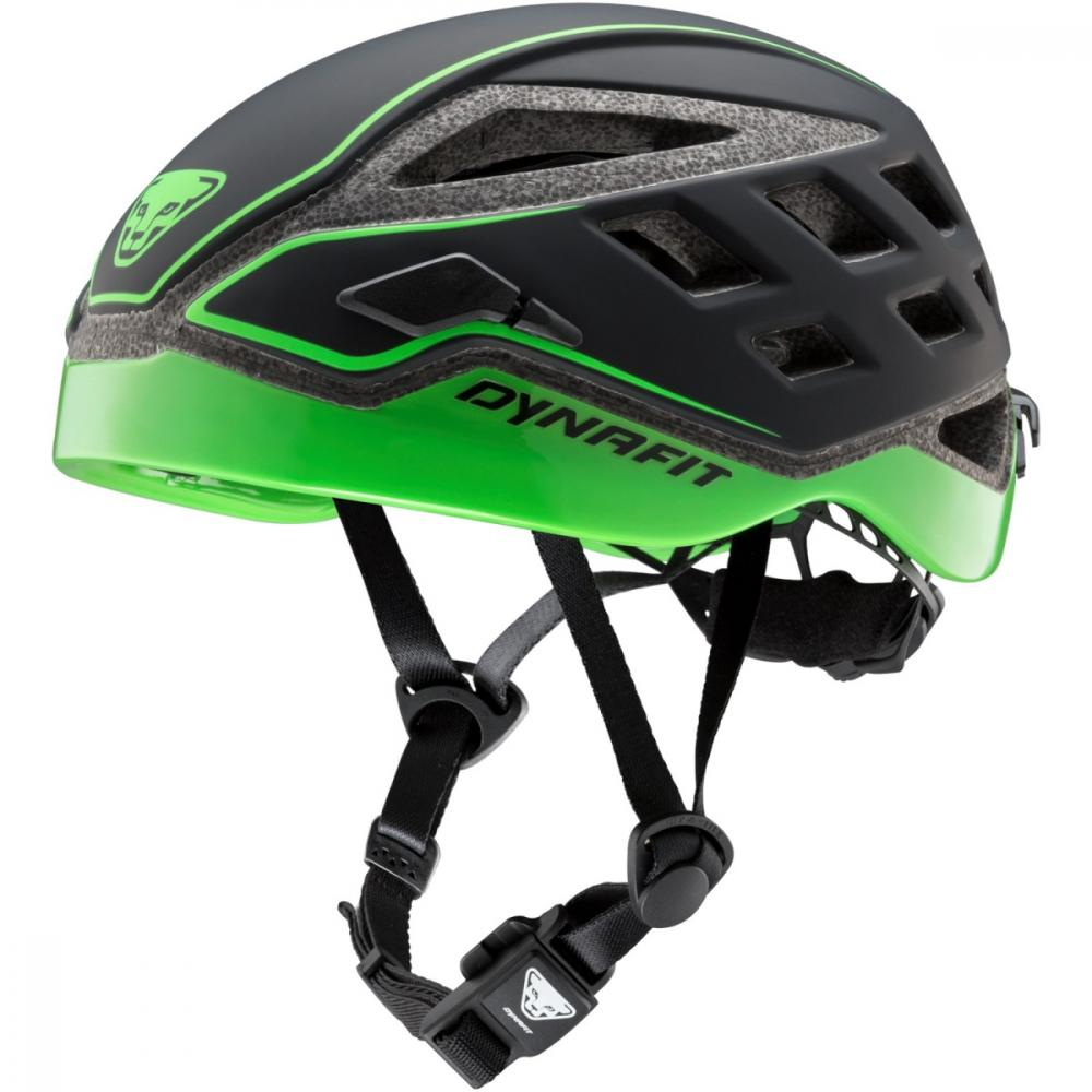 DYNAFIT RADICAL HELMET 0910 BLACK/DNA GREEN