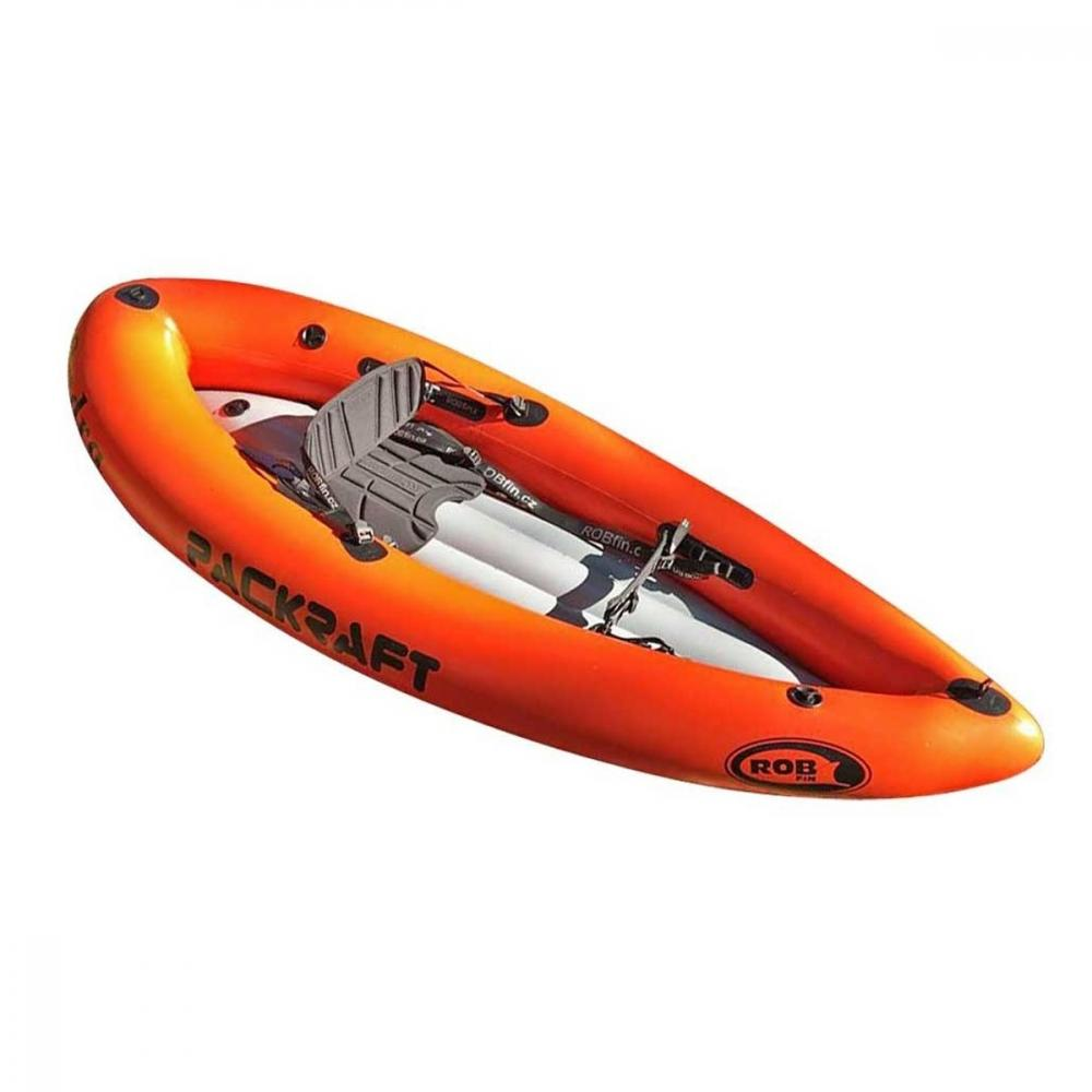 ROBFIN PACKRAFT S JUNIOR ISS ORANGE