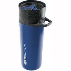 GSI OUTDOORS GLACIER STAINLESS COMMUTER JAVAPRESS BLUE