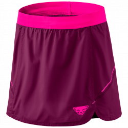 DYNAFIT ALPINE PRO W 2/1 SKIRT 6211 BEET RED/6070