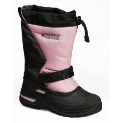 BAFFIN MUSTANG BOY CHOCOLATE/PINK