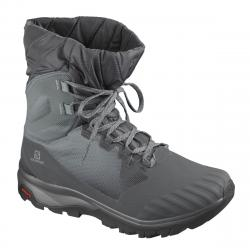 SALOMON VAYA POWDER TS CSWP EBONY/STORMY WEATHER/BLACK