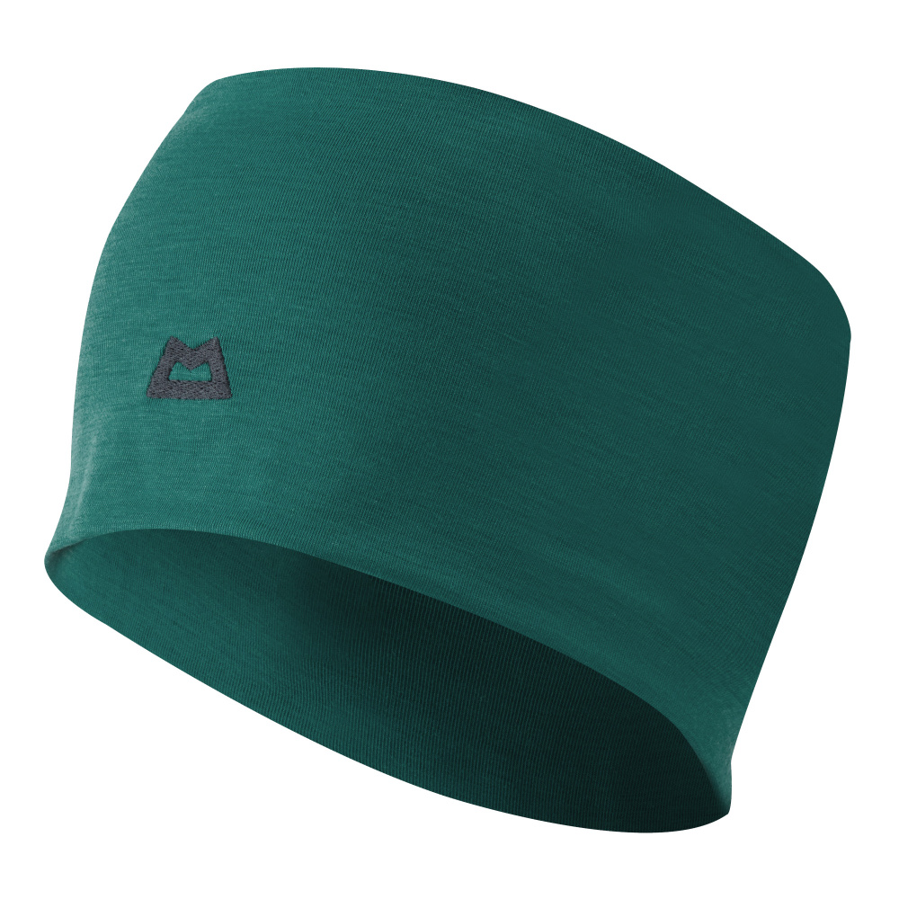 MOUNTAIN EQUIPMENT GROUNDUP HEADBAND SPRUCE