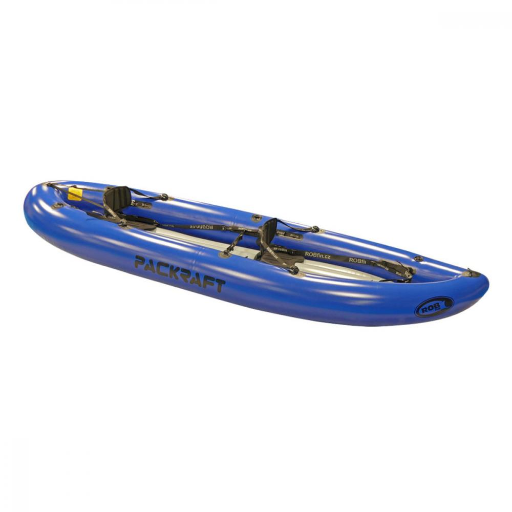 ROBFIN PACKRAFT FAMILY ECO BLUE