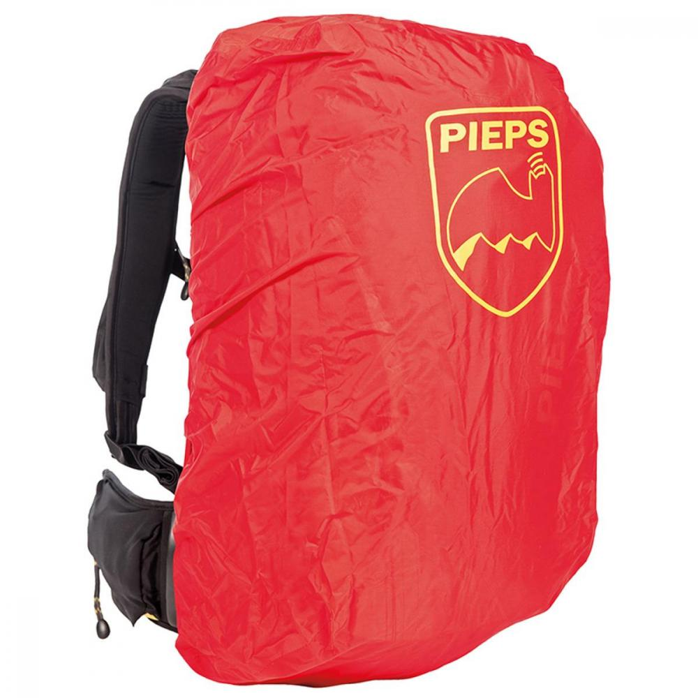 PIEPS BACKPACK RAINCOVER M RED